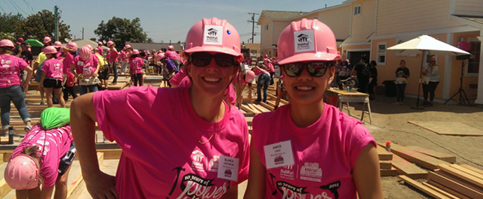 Giving Back to the Community – Habitat for Humanity Los Angeles
