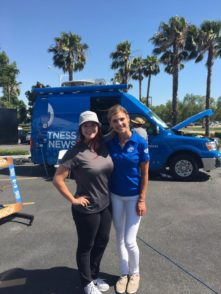 WestLAND Employees Participate in the ABC7 6th Annual Feed SoCal Hunger Initiative